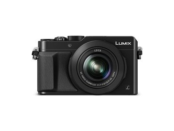 Rent: Panasonic LX100 4K pocket cam to match GH4, 64GB card