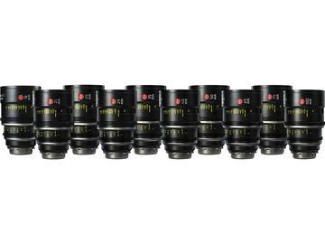 Rent: Leica Summilux-C 10-Lens Set. (18-100mm)