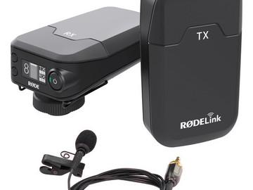 Rent: RodeLink (1 RX/TX set only)
