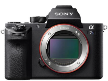 Rent: Sony a7s with prime rokinon lenses
