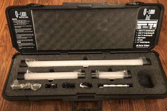 Quasar BiColor LED Kit + 2x 1ft, 2x 2ft(7 total)