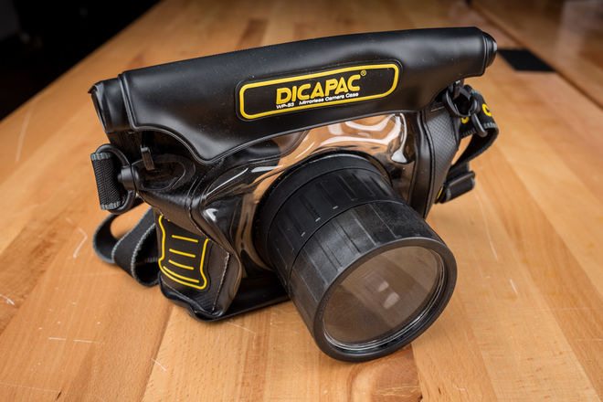 DiCAPac WP-S3 Underwater Housing for Mirrorless SLR Camera