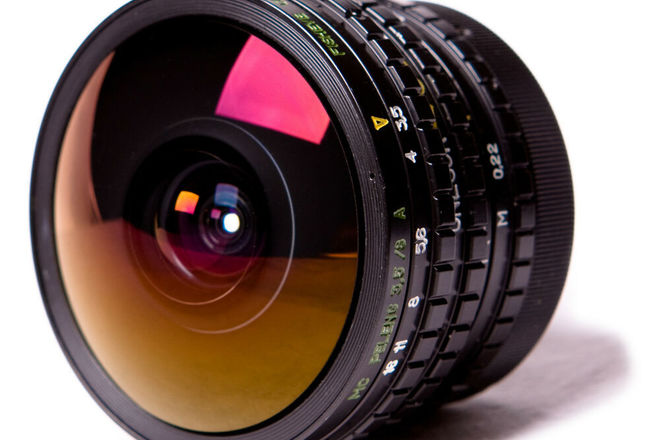 Belomo Peleng 8mm f/3.5 EWP MC Circular Fisheye EF