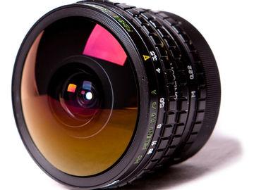 Rent: Belomo Peleng 8mm f/3.5 EWP MC Circular Fisheye EF