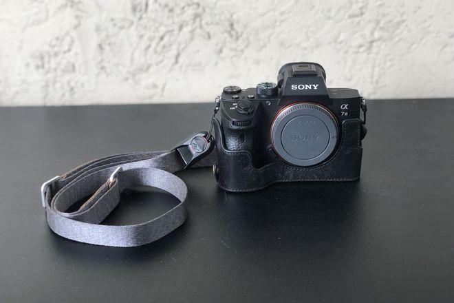 Sony a7 III Full-Frame Mirrorless Camera (Body)