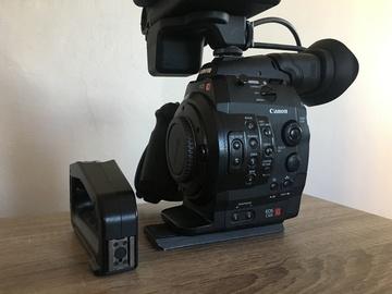 Rent: Canon C300 EF Mount Package w/Lenses, Tripod