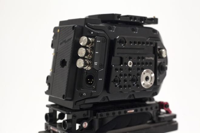 Blackmagic URSA Mini Pro base kit - PL MOUNT