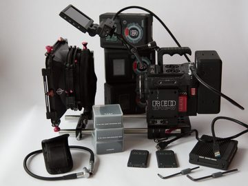 Rent: RED Epic-W Helium full package (8k)