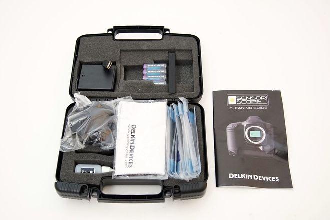 Delkin Devices - Sensor Scope Cleaning Kit