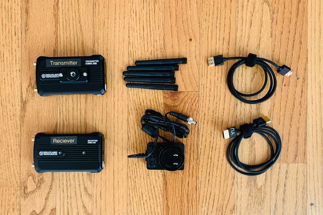 Hollyland Mars Wireless HDMI Video Transmitter & Receiver