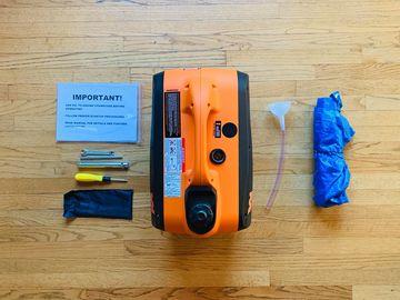 Rent: WEN 56225i Super Quiet 2250-Watt Portable Inverter Generator