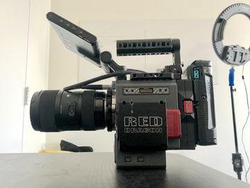 RED Scarlet-W Dragon 5K + 18-35 Sigma + 480gb Package