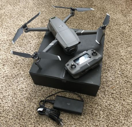 DJI Mavic 2 Pro Quadcopter w/Controller and Charger