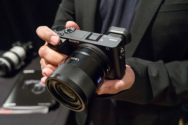 Sony  Alpha a6500 Package W/ Sony 50mm 1.8, 18-105mm, 19mm