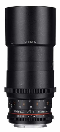 Rokinon Cine DS 100mm T3.1 Macro