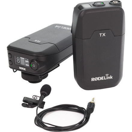 Rode RodeLink Wireless Filmmaker Kit (x2)