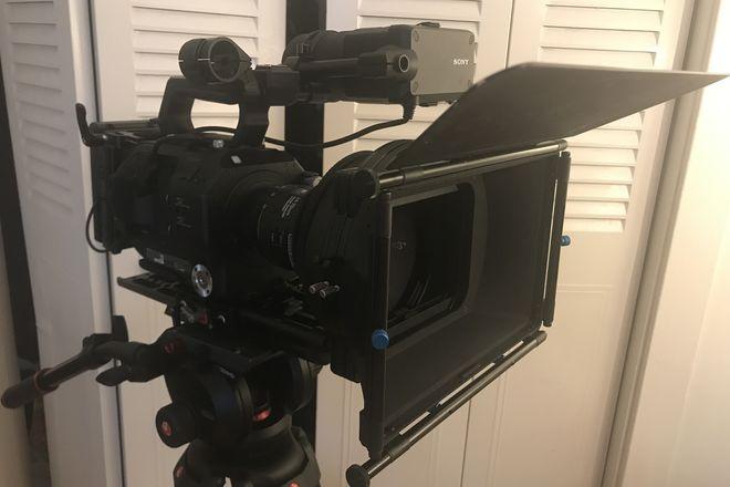 Cinema Package Sony PXW-FS7 XDCAM Super 35 Camera