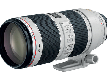 Rent: EF 70-200mm f/2.8L IS II USM