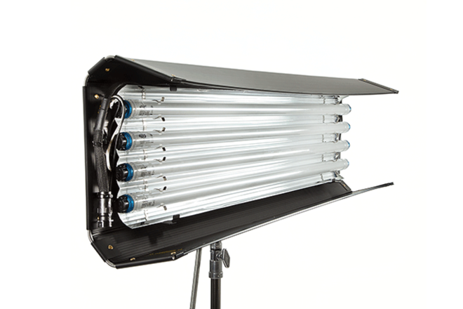 Kino Flo 4-ft 4-Bank Kit Pro Studio High Output Lighting