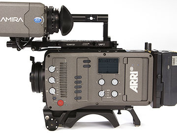 Amira - Full UHD License w/ Arri VCT Plate+Shoulder Mount