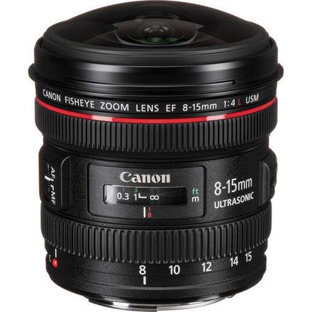Canon 8-15mm F4L