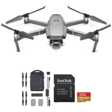 Mavic 2 Pro w/ Fly more kit