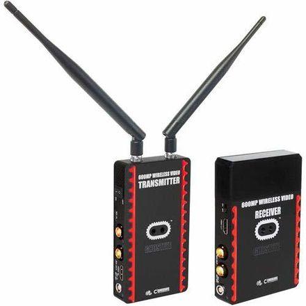 Cinegears Ghosteye 600 MP Wireless Video Tx/Rx 600M Range