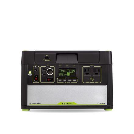 "Goal Zero Yeti 1000 Lithium Battery Backup ""Generator"""
