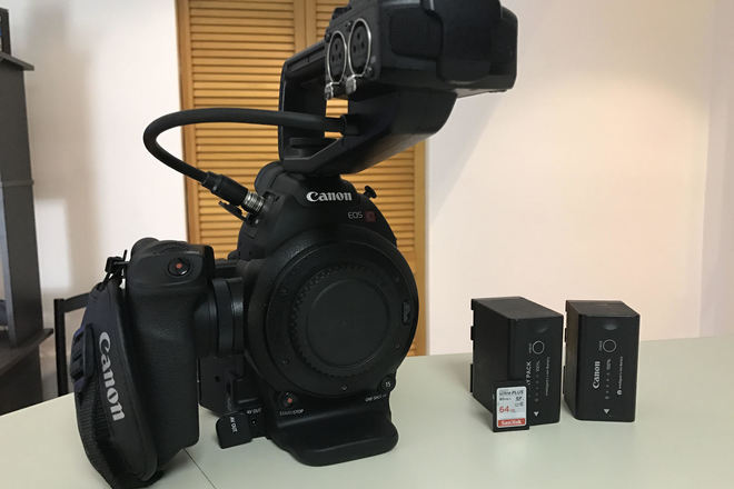 Canon C100 (Body Only)