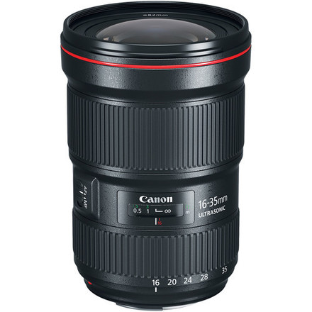 16-35mm Canon Zoom Lenses