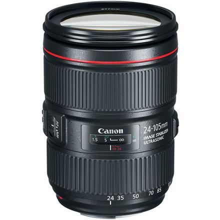 24-105mm Canon Zoom Lenses