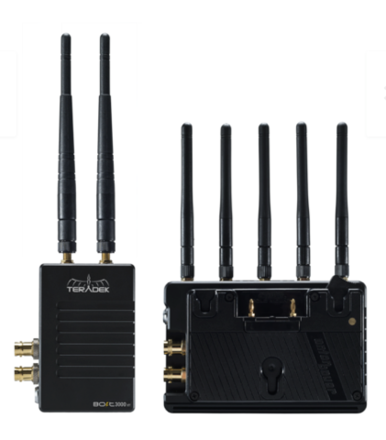 Teradek Bolt 3000XT 3G-SDI w/TVLogic 5.5 Handheld Kit