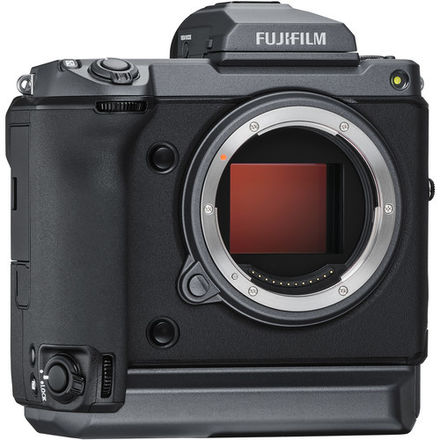 Fuji GFX 100 Mirrorless Medium Format Digital Camera