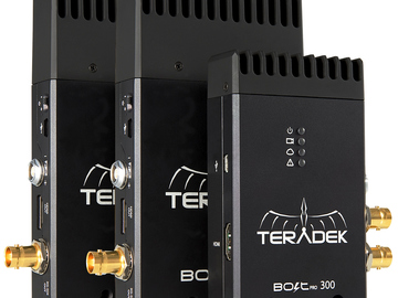 Rent: Teradek Bolt Pro 300 2:1 (latest gen)