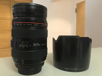 Rent: Canon 24-70mm f2.8