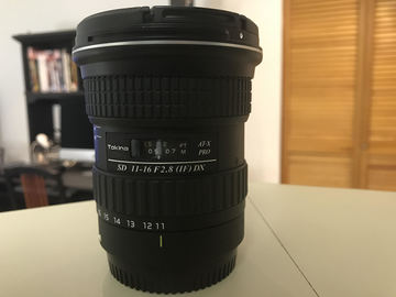 Rent: Tokina 11-16mm f2.8 (CANON MOUNT)