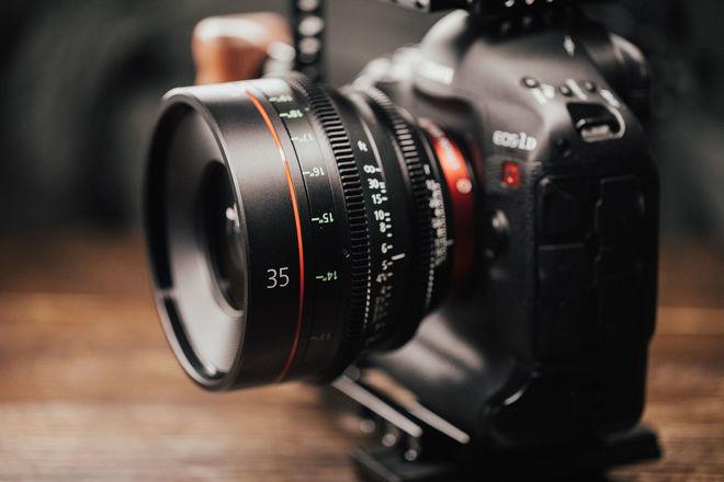 Canon CN-E 35mm T1.5 L F