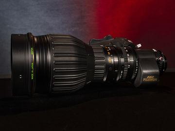 """Rent: Fujinon HA22x7.3BRD 2/3"""" Lens"""