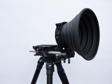 Rent: Manfrotto Sympla mattebox system