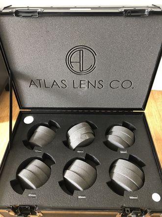 InnerSpace Atlas Orion six lens set case