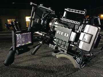 Rent: Red Epic-X Dragon Package