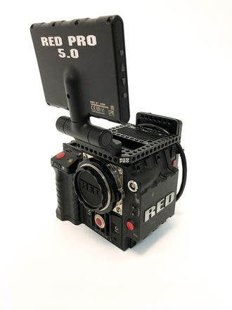 RED Epic-MX 5K Complete Package + Roller Case
