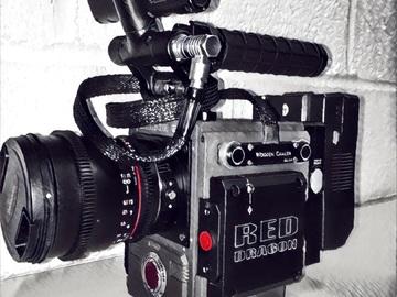 Rent: Red Scarlet-W, w/lens kit