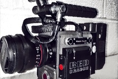 Rent: Red Scarlet-W Package