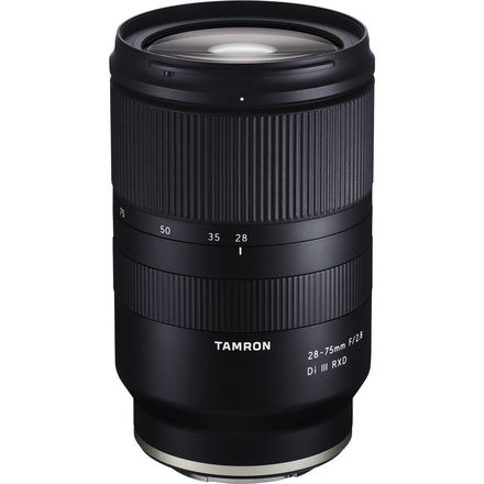Tamron SP 28-75mm f/2.8 XR Di LD for Sony E mount