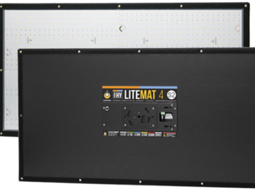 Litemat 4 S2 Kit + stand