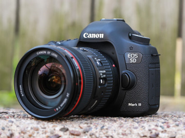 Rent: Canon 5D Mark III Indie Package w/ lens, tripod, audio, etc.