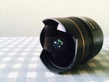 Rent: Nikon Fisheye 10.5mm F2.8