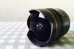Rent: Nikon Fisheye 10.5mm F2.8