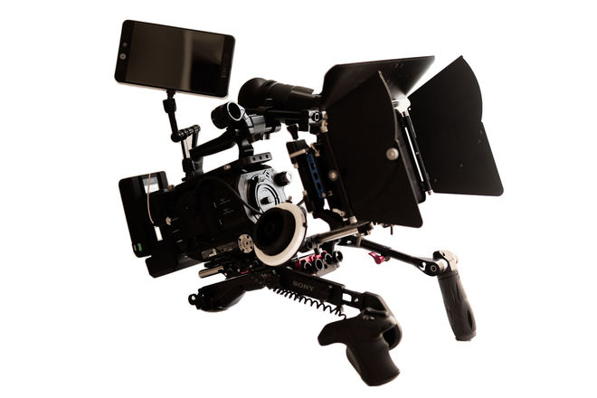 Sony PXW-FS7 Handheld Kit (Without Lenses)